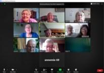 Senioren starten met onlinelessen tijdens lockdown