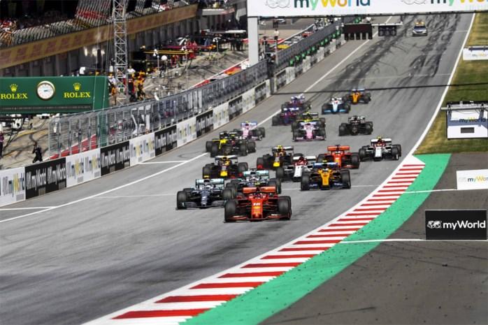 Teams Formule 1 krijgen budgetplafond van 132 miljoen euro