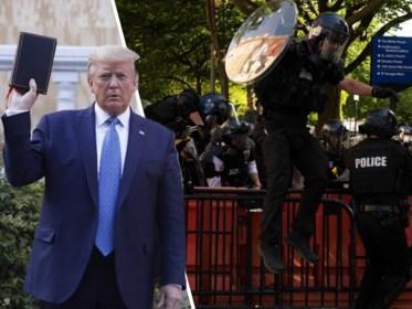 Het leger inzetten tegen eigen burgers als laatste strohalm voor Donald Trump