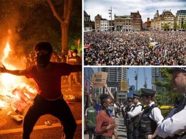 Hoe het protest in de VS overslaat naar Europa