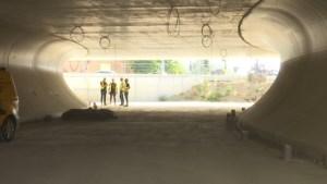 Werken aan kruispunt Grote Ring in Hasselt lopen vertraging op door coronacrisis