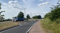 Werken aan brug van Naamse-steenweg
