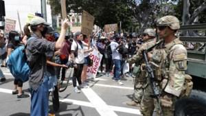 Trump wil leger inzetten tegen eigen burgers, gouverneurs vechten terug