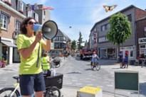Fietsers in Lommel krijgen onverwachte complimentjes voor Wereld Fietsdag