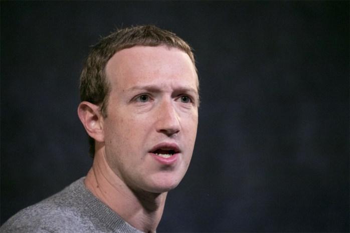 Zuckerberg verdedigt zich voor reactie op omstreden bericht Trump