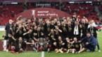 10.000 fans zien Honved Boedapest Hongaarse bekerfinale winnen