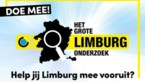Hoe ondernemend is Limburg? Geef uw mening in het grote Limburgonderzoek