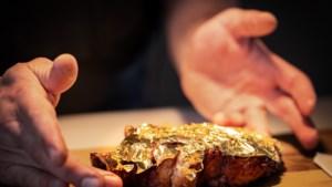 GEPROEFD. De gouden steak van Butcher, ideaal voor alle gouden papa's