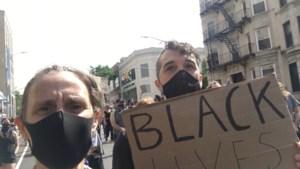 Kuringse Elke neemt deel aan protest tegen politiegeweld in New York