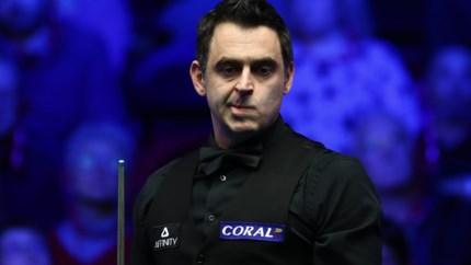 """Na Luca Brecel zorgt ook legende Ronnie O'Sullivan voor een snookersoap: """"Ik wil écht niet ziek worden!"""""""