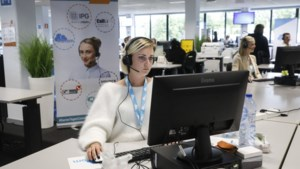 Minder dan 300 telefoontjes per dag: aantal contacttracers wordt afgebouwd