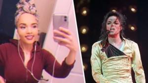 """Nichtje van Michael Jackson zeven keer met mes gestoken: """"Daad van racisme"""""""