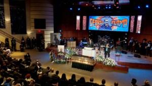 8 minuten en 46 seconden beklijvende stilte tijdens herdenkingsdienst George Floyd