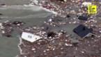 Acht huizen in zee gesleurd door aardverschuiving in Noorwegen