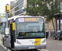 Bussen van De Lijn rijden weer de grens over