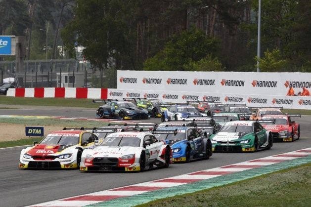 DTM-seizoen start in augustus in Spa-Francorchamps