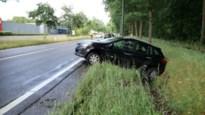 Gewonde bij ongeval op Baan naar Bree