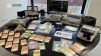 Acht arrestaties tijdens grote drugsvangst