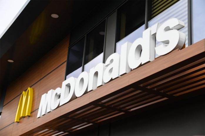 Bij McDonald's word je vanaf nu enkel aan tafel bediend