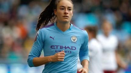 Tessa Wullaert grijpt naast Engelse titel, ook al had Man City meer punten dan de nummer twee