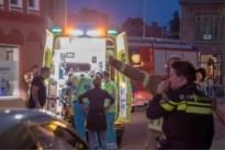 Auto rijdt terras op in Nederland: bestuurder had lachgas gebruikt