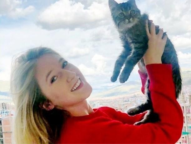 "GAIA: ""Peruviaanse ambassadeur bevestigt dat katje Lee mag terugkeren naar Peru"""