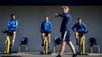 Zo wil Pro League trainingen hervatten: aparte ingangen en training gefilmd