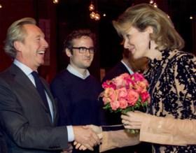 Edouard Vermeulen, de kleermaker van Mathilde, hoopt opvolger te vinden op nieuwe modeschool