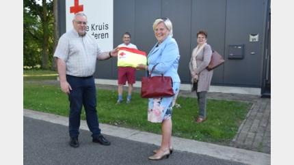 Neos Ham steunt het Rode Kruis Ham