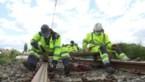 Vernieuwingswerken op spoorlijn Landen-Hasselt van start