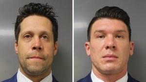 Twee Amerikaanse agenten beschuldigd van mishandeling 75-jarige demonstrant