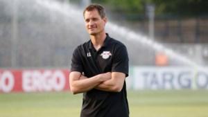 Jeugdcoach RB Leipzig wordt trainer