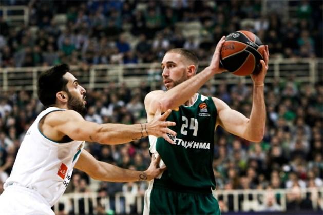 """Basketbalclub Panathinaikos staat te koop voor 25 miljoen euro: """"Ik ben het beu als enige te investeren"""""""