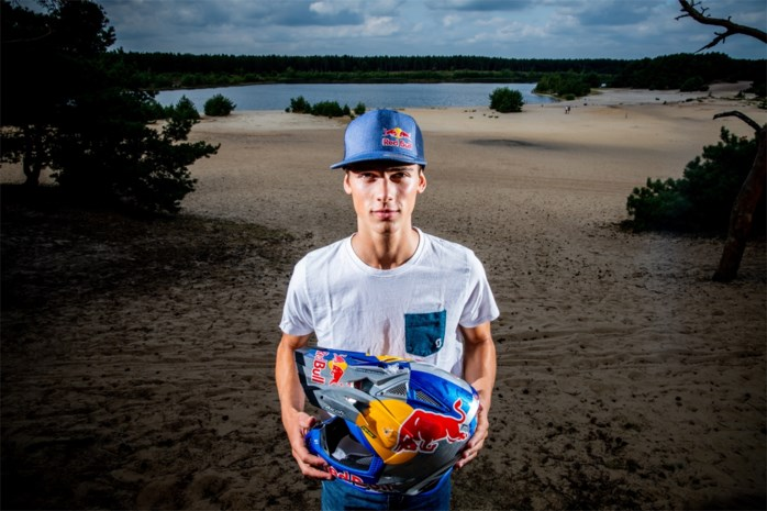 Jorge Prado, wereldkampioen MX2, breekt sleutelbeen bij val op training