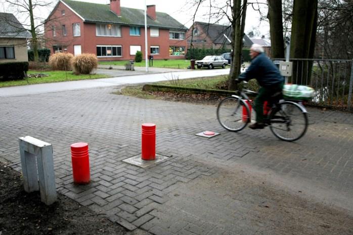Niet koning auto, maar ... paaltjes grootste oorzaak van fietsongevallen