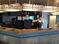 Vernieuwd clubhuis weer open op TC De Alk