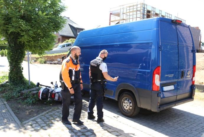 Wijkagent aangereden door koerier omdat hij dacht een inbreker te klissen