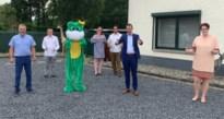 Vlaams mimister Wouter Beke op bezoek bij vzw ZeZijnZo
