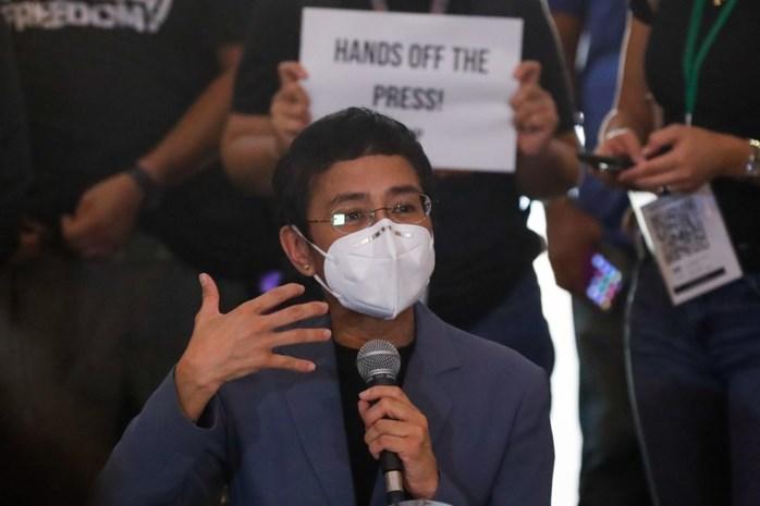 """Filipijnse journaliste veroordeeld wegens smaad: """"Schadelijk voor persvrijheid"""""""