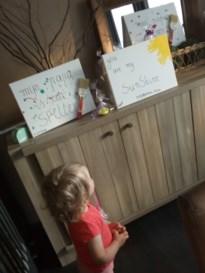 Onthaalouder Jessica Kellers legt ouders in de watten