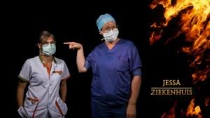 """Zorgverleners Ilse en Debby: """"In een groot ziekenhuis valt er altijd iets te leren"""""""