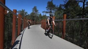 Recordaantal fietsers op Limburgs fietsroutenetwerk door corona