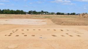 Minstens 3.000 jaar oude hoeve blootgelegd in Gingelom