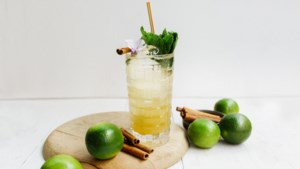 Sjiek zomerrecept: cocktail The Jagger met spiced rum