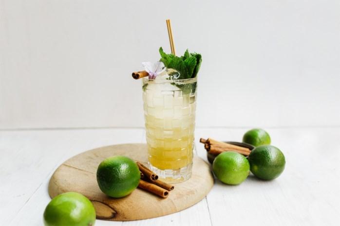 Sjiek zomerrecept: cocktail The Jagger met spiced rum