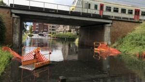 Wolkbreuk zet straten onder water in Torhout: ook Limburg ontsnapt niet
