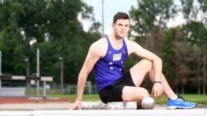 Kogelstoter Max Vlassak (23) stopt