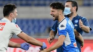 Dries Mertens speelt onzichtbare match, maar wint Italiaanse beker ten koste van Juventus