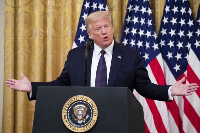 China heeft corona volgens Trump mogelijk moedwillig verspreid
