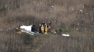 Helikoptercrash Kobe Bryant: piloot zocht uitweg uit dichte mist